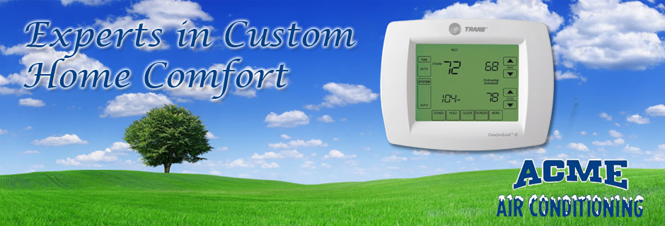 Experts in Custom Home Comfort